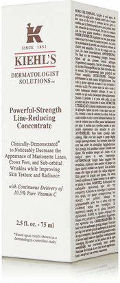 Kiehl's Powerful-strength Line-reducing Concentrate, 75ml - Colorless