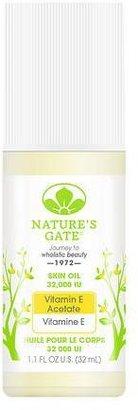 Nature's Gate Vitamin E Acetate 32,000 UI