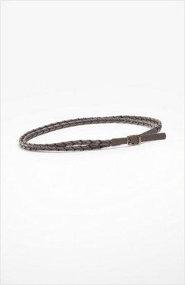 J. Jill Tubular double-wrap belt