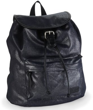 Aeropostale Shimmer Twill Backpack