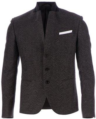 Neil Barrett Patterned Jacket