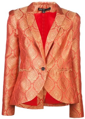 Elizabeth and James Wren blazer