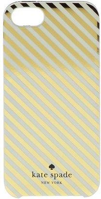 Kate Spade Diagonal Stripe iPhone 5 Case