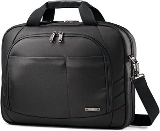 Samsonite Ballistic Tech Locker Briefcase $160 thestylecure.com