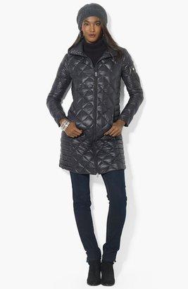 Lauren Ralph Lauren Down Walking Coat