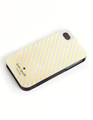 Kate Spade Diagonal Stripe Hard Shell iPhone 5 Case