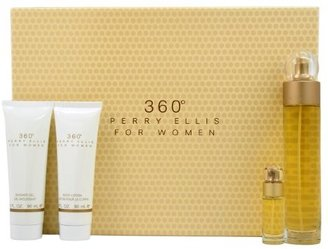 360 By Perry Ellis For Women Gift Set $29.99 thestylecure.com
