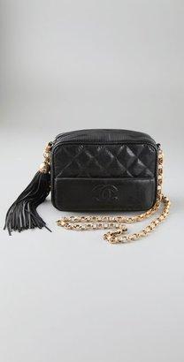 Chanel Wgaca Vintage Vintage '80s Caviar Bag