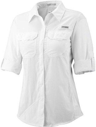 Columbia Ultimate Chill Hybrid Shirt - UPF 30, Long Sleeve (For Women)