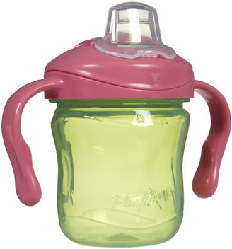 Playtex Training Time Cup with Twist 'n Click Lid - Girl - 6 oz