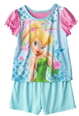 Tinkerbell Disney® Fairies Toddler Girls' 2-Piece Pajama Set