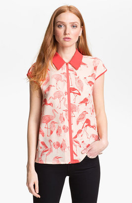 Ted Baker Print Shirt (Online Only)