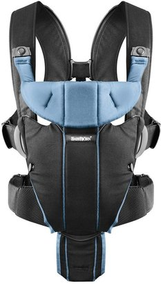 BABYBJÖRN miracle baby carrier - blue
