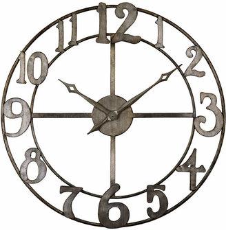 "Uttermost Delevan Clock, 32"""
