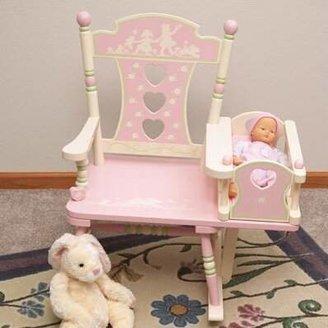 Wildkin Wildkin Rock-A-My-Baby Kids Chair Wildkin