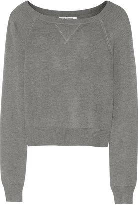 Alexander Wang Stretch-knit sweatshirt