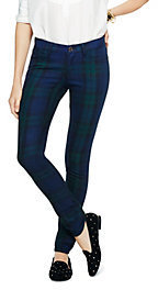 C. Wonder Stretch Skinny Blackwatch Plaid Jean
