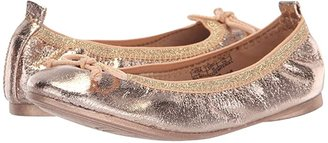 Kenneth Cole Reaction Copy Tap (Little Kid/Big Kid) (Rose Metallic) Girls Shoes