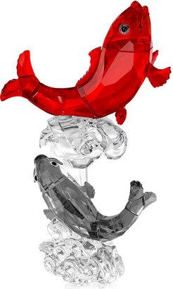 Swarovski Collectible Figurine, Tutelary Spirit Admirable Fish
