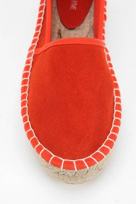 Urban Outfitters Cooperative Espadrille Flatform