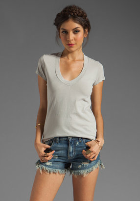 James Perse Relaxed Casual Tee