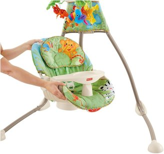 Fisher-Price Cradle 'n Swing - Rainforest