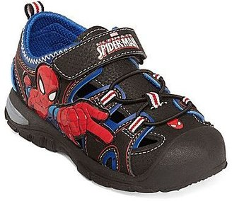 Spiderman Toddlers Sandals