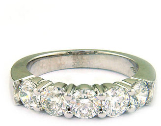 EFFY COLLECTION 14 Kt. White Gold 5-Diamond Band