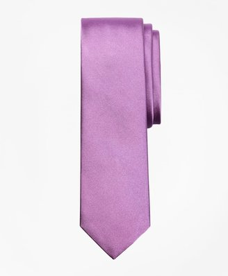 Brooks Brothers Formal Satin Slim Tie