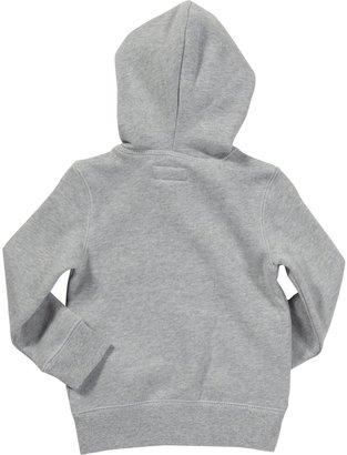 Osh Kosh Graphic Hoodie - Gray-3 Months