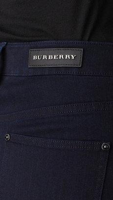 Burberry Harwood Indigo Flared Jeans