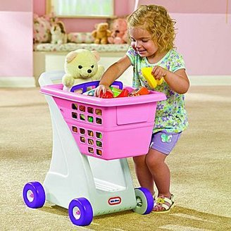 Little Tikes Toy Shopping Cart