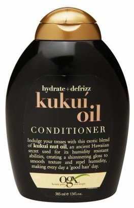 OGX Hydrate + Defrizz Kukui Oil Conditioner $7.99 thestylecure.com