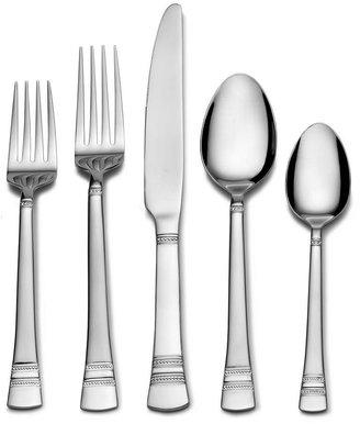 International Silver lanai 51-pc. flatware set