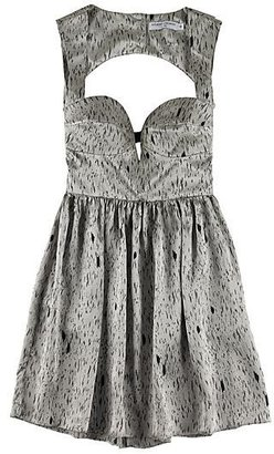 Opening Ceremony Bustier Dress