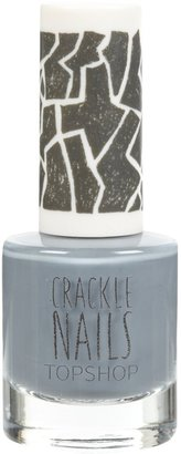 Topshop Nails - Crackle Topcoat
