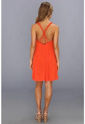 RVCA Magnitude Sleeveless Dress