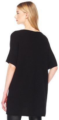 Michael Kors Cashmere Hi-Lo Sweater
