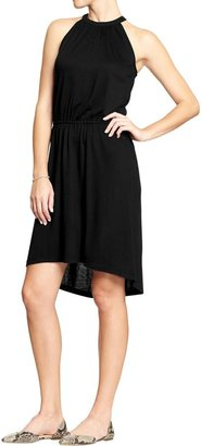 Old Navy Women's Suspended-Neck Jersey Dresses