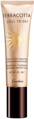 Guerlain Terracotta Joli Teint Beautifying Foundation Sun-Kissed, Healthy Glow SPF 20