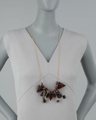 Marni Cone-Bib Necklace