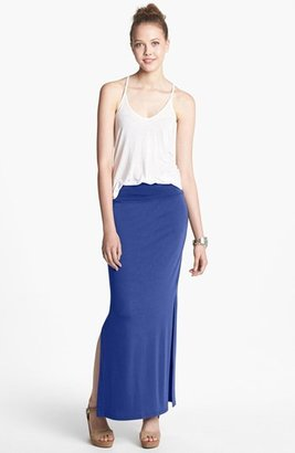Lily White Maxi Skirt (Juniors)