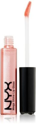 NYX Mega Shine Lip Gloss, French Kiss, 0.37 Ounce $5 thestylecure.com