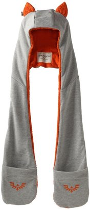 Spirit Hoods SpiritHoods - Surf Rat (Light Grey/Orange) - Hats