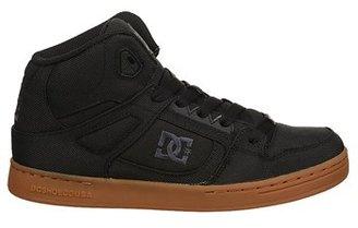 DC Kids' Rebound High Top Skate Shoe Pre/Grade School