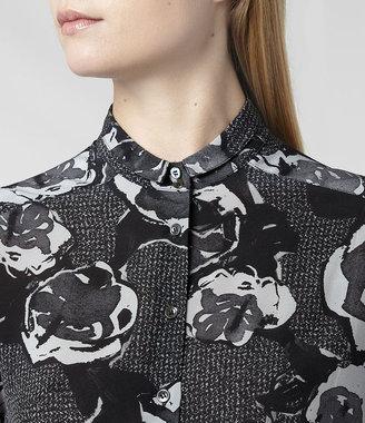 AllSaints Scratch Leus Shirt