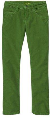 Gap Straight corduroy pants