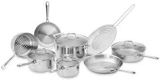 Emerilware Emerilware™ Pro-Clad 12-Piece Stainless Steel Cookware Set