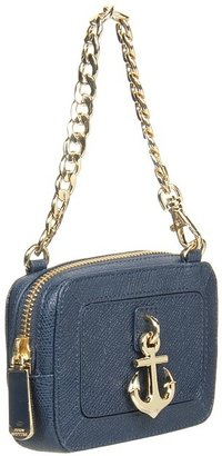 Juicy Couture Leni Charm Phone Wristlet (Regal) - Bags and Luggage