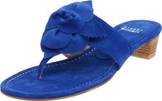 Stuart Weitzman Women's Rosen Thong Sandal